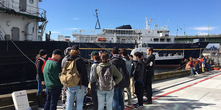 Seattle maritime industry looks to high schools for new work force